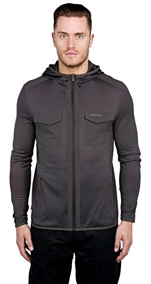 Craghoppers NosiLife Chima Jacket Men Black Pepper